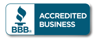 BBB accredited business with great service